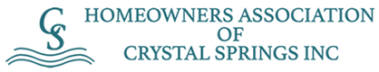 Crystal Springs HOA